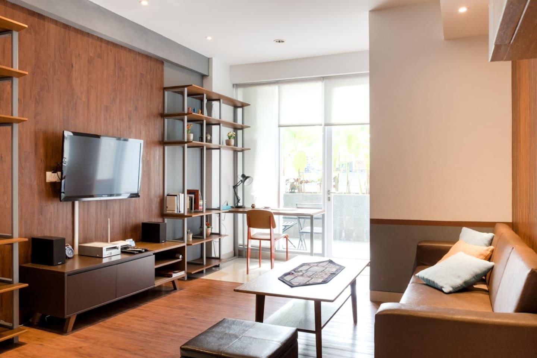Apartemen Dago Suites - Janis Residence @ Dago Suites