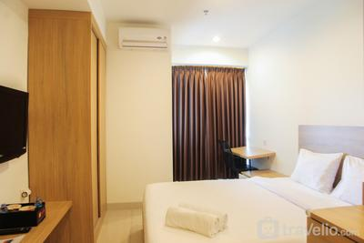 Comfy and Homey Studio Apartment @ Grand Kamala Lagoon By Travelio