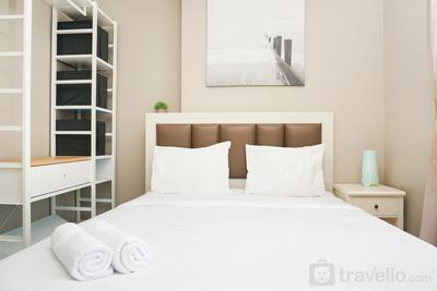 Comfy Studio Ciputra International Apartment By Travelio