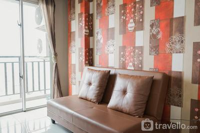 Simply Homey 2BR Signature Park Apartment By Travelio