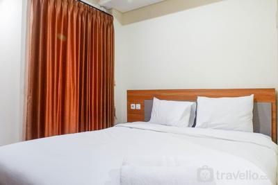 Best Deal Studio Apartment at Tamansari Papilio By Travelio