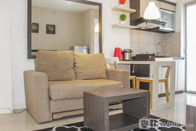 Best View 2BR Apartment at Bassura City By Travelio