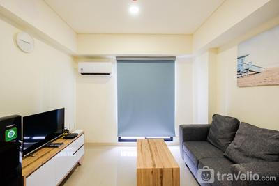 Brand New and Compact 2BR at Meikarta Apartment By Travelio