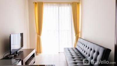 Nice 1BR at Saveria Apartment By Travelio