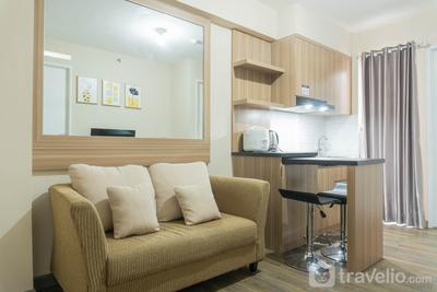 Splendid 2BR at Bassura City Apartment By Travelio