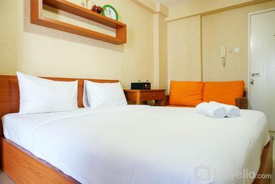 Comfort Stay Studio Room @ Green Palace Kalibata Apartment By Travelio