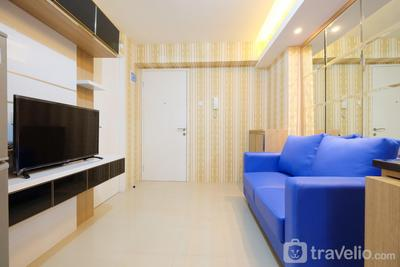Cozy & Affordable 2BR Bassura City Apartment by Travelio
