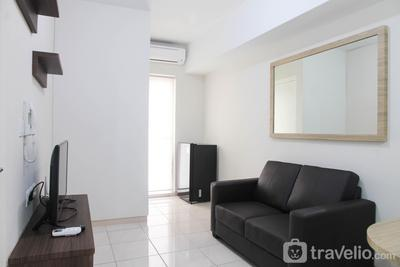 Clean 2BR Apartment @ Springlake Summarecon Bekasi Apartment By Travelio