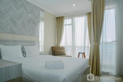 Relaxing Studio Apartment at Menteng Park By Travelio