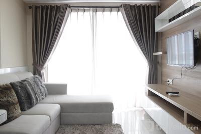 Spacious & Elegant 2BR at Gateway Pasteur Apartment By Travelio