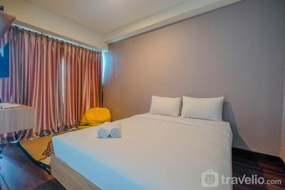 Minimalist Studio Apartment at Grand Kamala Lagoon By Travelio