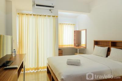 Brand New Compact Studio The Nest Puri Apartment By Travelio