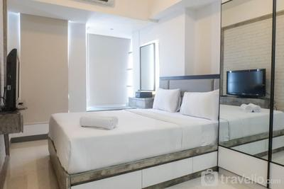 Modern Luxurious Studio Room at Anderson Supermall Mansion Apartment By Travelio