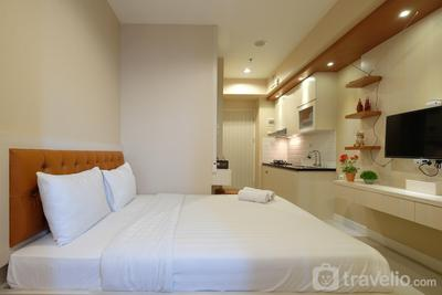 Relaxing Studio Grand Kamala Lagoon Apartment By Travelio