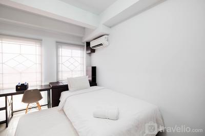 Modern and Comfy Studio Apartment at Patraland Urbano By Travelio