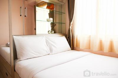 Best Price 2BR Mutiara Bekasi Apartment By Travelio