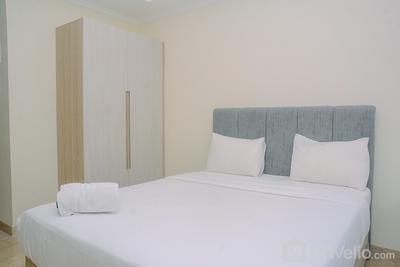 Elegant and Stylish Studio Menteng Park Apartment By Travelio