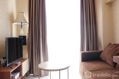 Classic 2BR Apartment at Mekarwangi Square Cibaduyut By Travelio