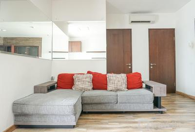 Spacious and Fully Furnished 2BR Cosmo Mansion Apartment By Travelio