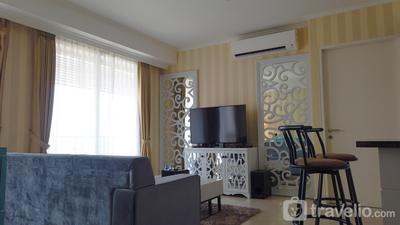 Deluxe 3BR Apartment with City View at Landmark Residence By Travelio