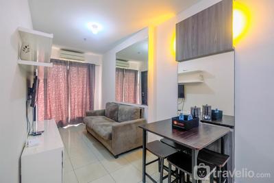 Comfort 2BR Apartment at Cervino Village By Travelio