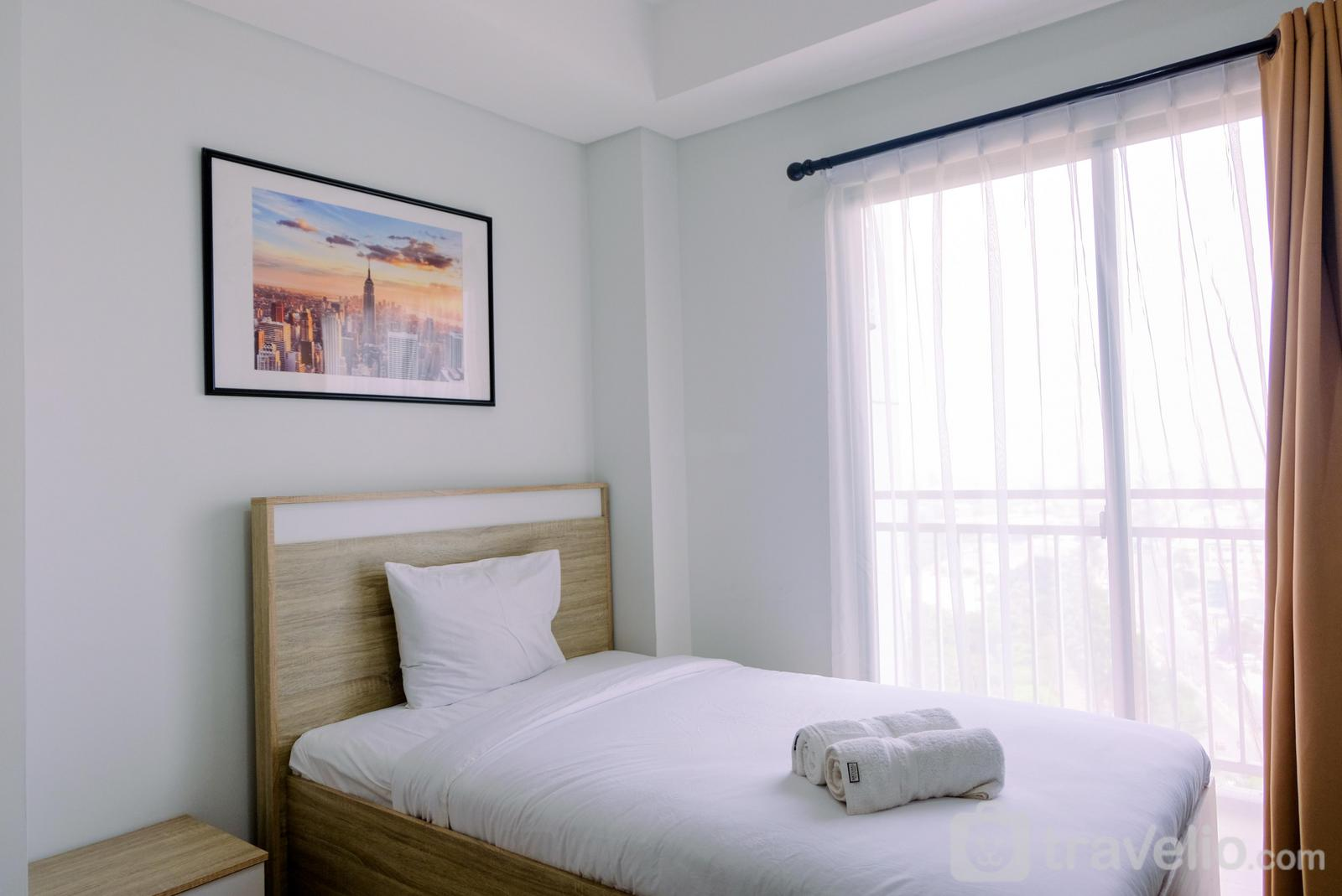 Springwood Residence Tangerang - Best Price Studio Apartment at Springwood Residence By Travelio