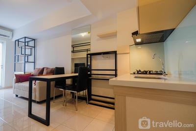 Spacious 2BR Apartment at The Springlake Summarecon Bekasi By Travelio