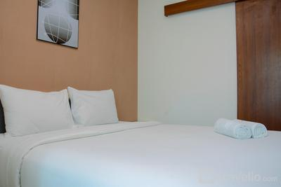 Minimalist and Homey 1BR Grand Kamala Lagoon Apartment By Travelio