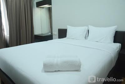 Cozy 2BR Cosmo Residence Apartment near Thamrin City Mall By Travelio