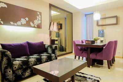 Best Value 1BR Apartment @ Casa Grande Residence By Travelio