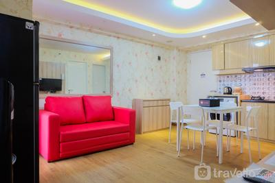 Relaxing 3BR Apartment at Bassura City near Shopping Mall By Travelio