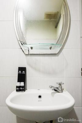 Cozy 2BR Apartement at Dian Regency By Travelio