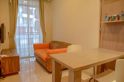 1BR Gardenia Boulevard Apartment Near Pejaten Village By Travelio