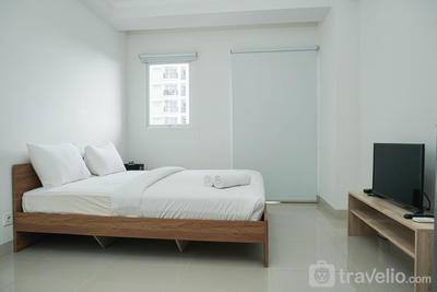 Elegant and Modern Signature Park Grande Apartment Studio Apartment By Travelio