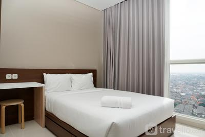 Strategic 1BR Apartment at Ciputra International By Travelio