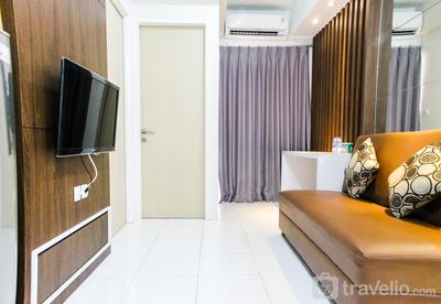 Simply 2BR Ayodhya Residence Apartment By Travelio