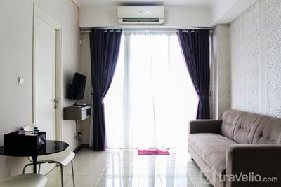New Furnished 2BR Apartment at Silkwood Residence By Travelio