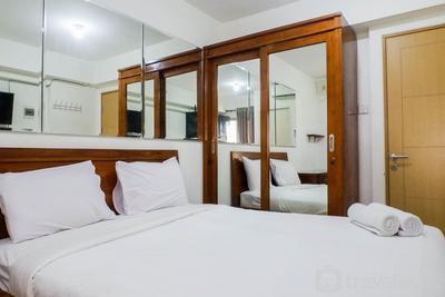 Best Deal & Cozy Studio Apartment at Educity By Travelio
