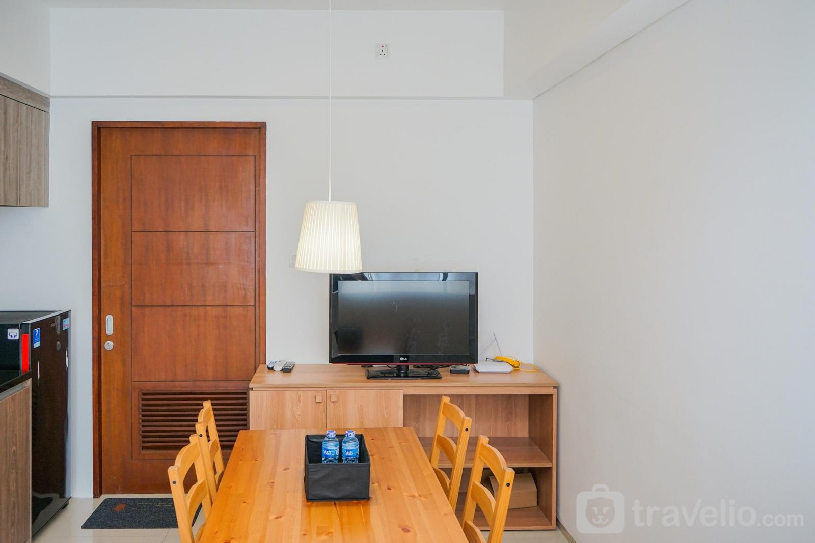 Apartemen The Accent - Modern and Comfy Studio Apartment The Accent Bintaro By Travelio