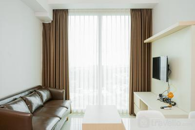 Beautiful 2BR at Tree Park Apartment By Travelio