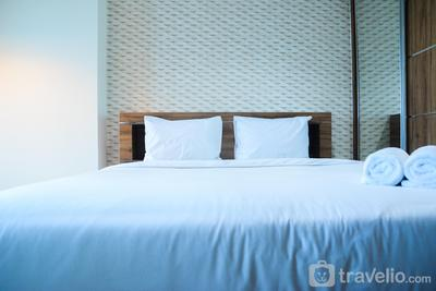 Simply Homey Studio Room at GP Plaza Apartment By Travelio