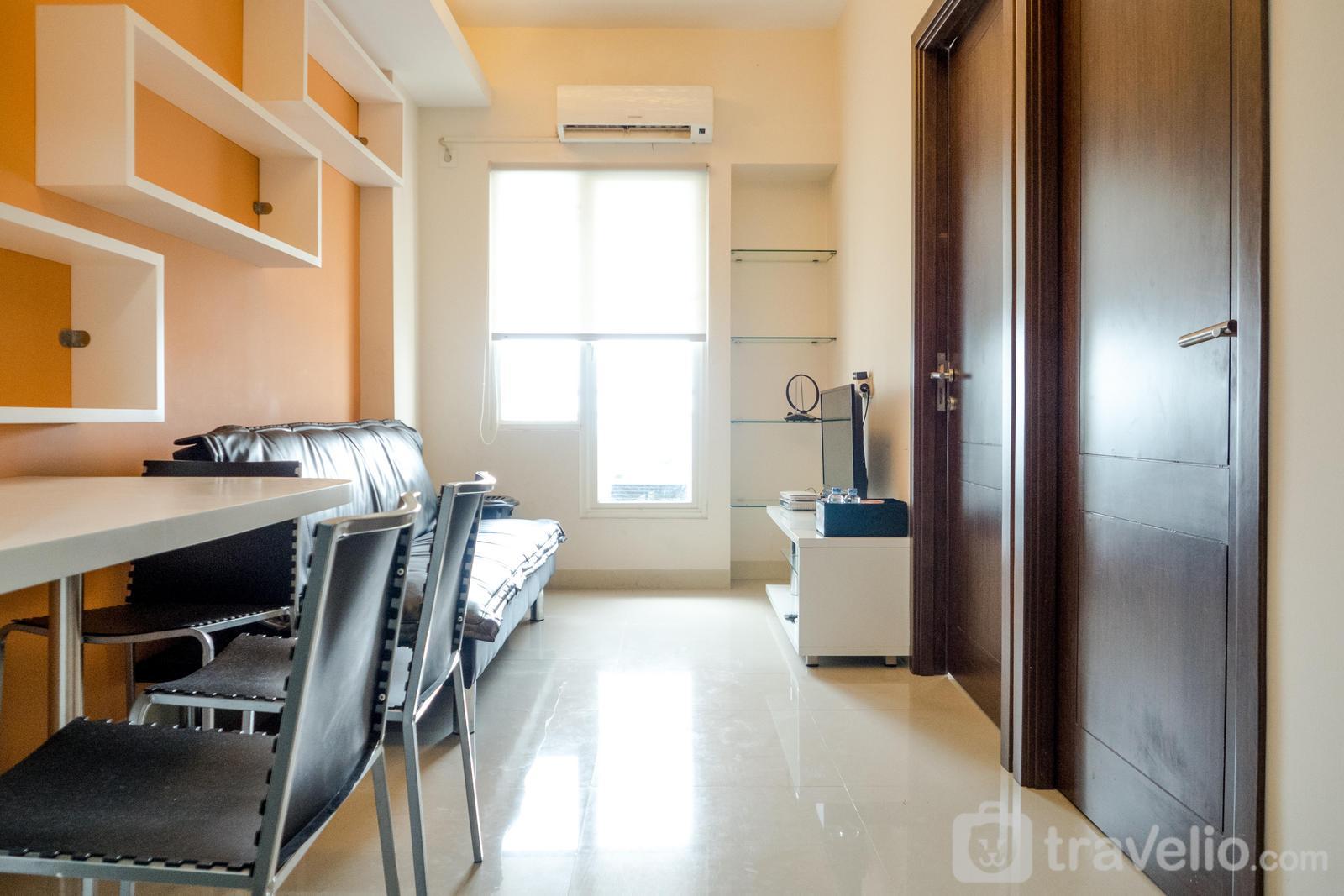 Apartemen Galeri Ciumbuleuit 2 - Modest 2BR Apartment at Galeri Ciumbuleuit 2 By Travelio
