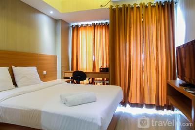 Fabulous Studio Grand Dhika City Apartment By Travelio