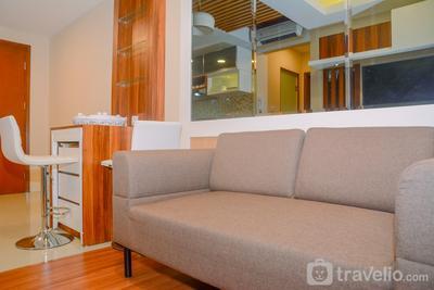 Comfy Apartment at 2BR Signature Park Grande By Travelio