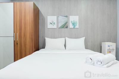 Sea View Studio Apartment at Green Bay Pluit By Travelio