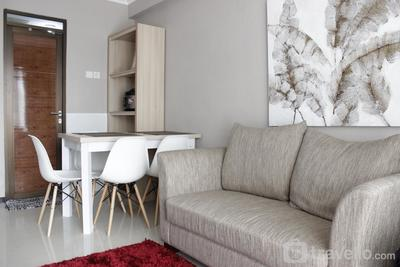 Modern & Stylish 2BR at Gateway Pasteur Apartment By Travelio