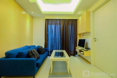Japanese Style and Fully Furnished Apartment 2BR Casa Grande Residence By Travelio