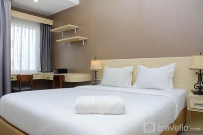 Comfort and Strategic Studio at The Nest Puri Apartment By Travelio