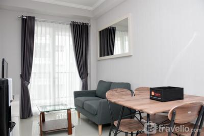 Comfy 2BR at Signature Park Grande Apartment By Travelio