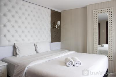 Cozy 2BR Apartment at Tamansari Tera Residence near BIP By Travelio